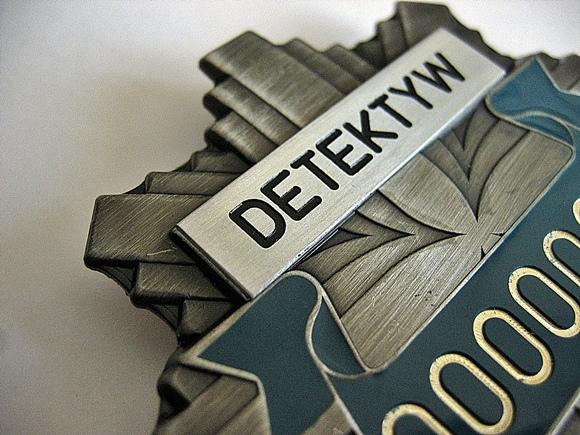 odznaka_detektyw_policja