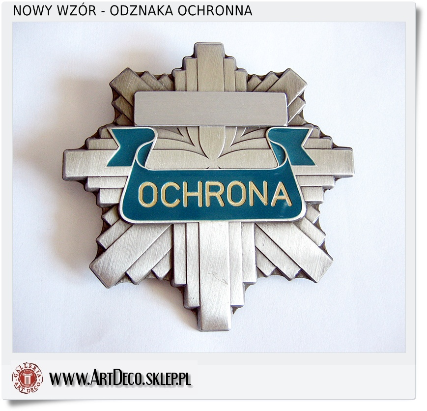 odznaka_ochrona_nowy_wzor