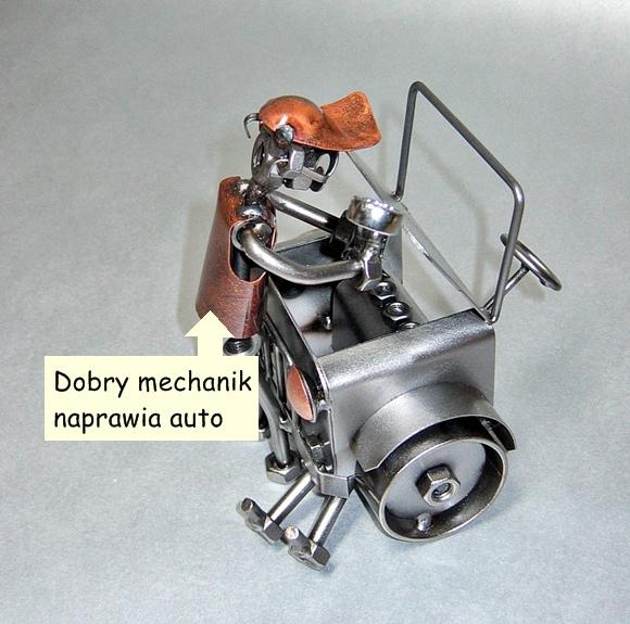 Prezent dla mechanika
