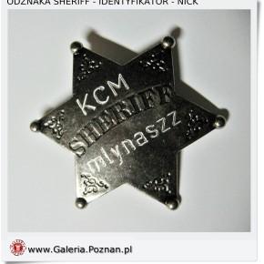Odznaka identyfikator