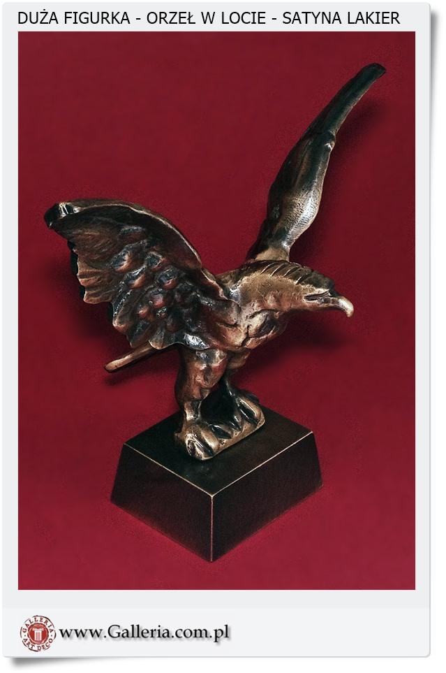 mosiężna figurka orła sklep